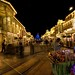 The Magic of Disney's Main Street at Night