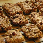 Granola bars for back-to-school lunches