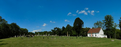 blue sky panorama cemetery graveyard indiana bono oldchurch lawrencecounty p191 talbottcemetery bonotownship dschx1