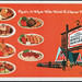 International House of Pancakes - IHOP - restaraunt placemat - 1979