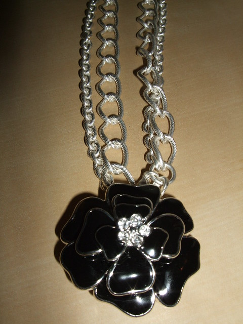 Coco Chanel Silver Ring