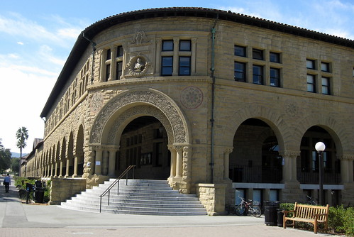 California: Stanford University - Main Quad