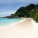 Beacon Beach at Similan Island No. 8