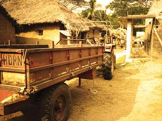 Village tractor