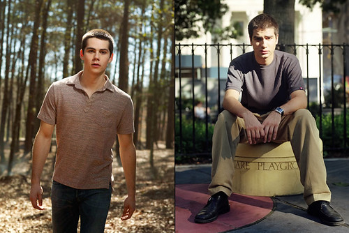 Stiles from MTV's Teen Wolf (2011) vs Ned Vizzini (2004)