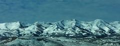 Mountains near Morgan, Utah