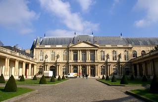 Image of Hôtel de Soubise.