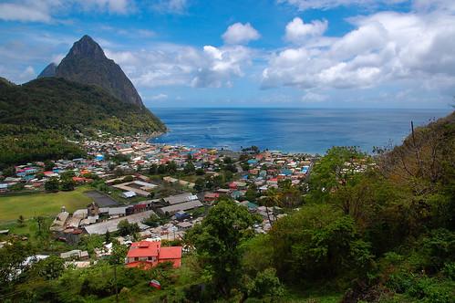 St Lucia Honeymoon Destination