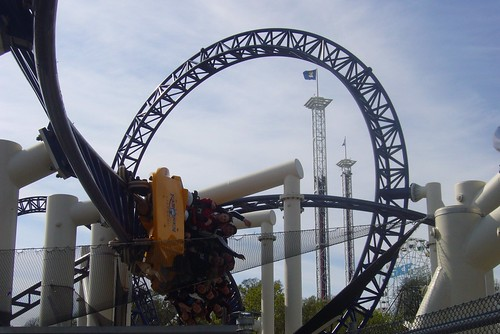 Liseberg Rollercoaster
