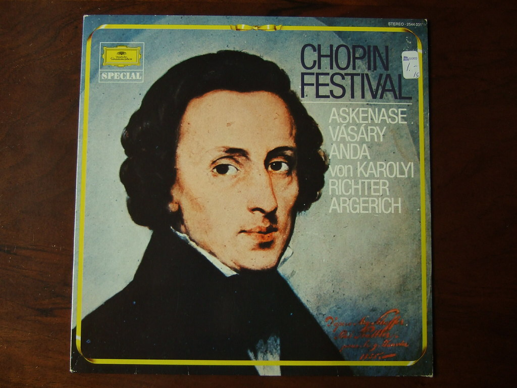 Stefan Askenase - The Complete 1950s Chopin Recordings