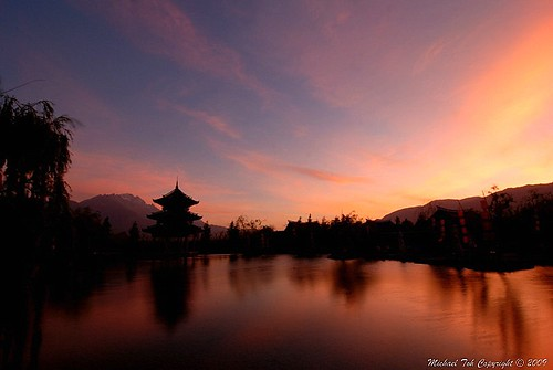 Sunrise @ Lijiang