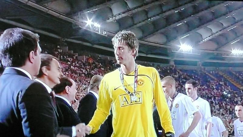 Champions League Cup Final 2009