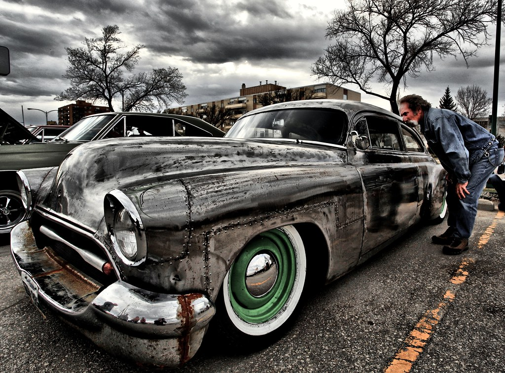 Rat Rod by Ken Yuel Photography