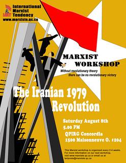 Marxist Workshop on Iran