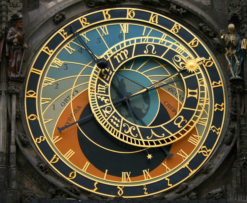 Horloge astronomique de Paris - Photo de jay8085