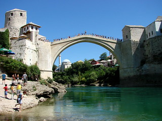 Mostar - Bosnia and Herzegovina - Stari Most 03