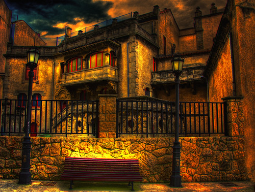 Casa con encanto en Gijon - haunted house