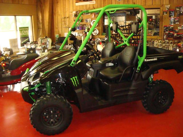 Kawasaki Teryx  Review