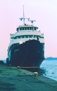 "Retired Ferry ""Norgoma"""