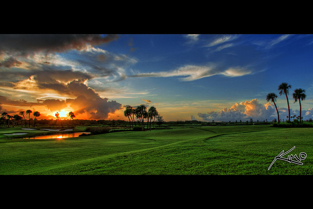 Golf clubs also need liquor licenses in Florida, if they're offering alcohol