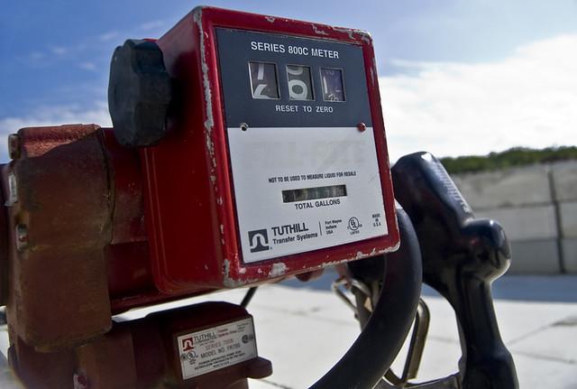 Gas Pump from Flickr via Wylio