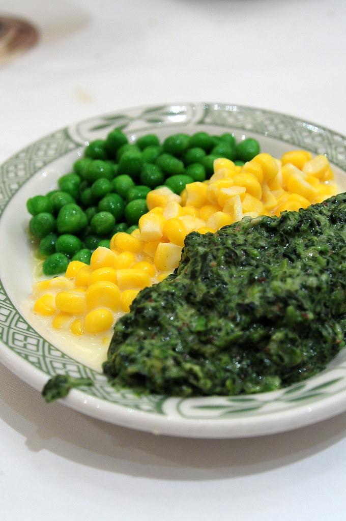 勞瑞斯 Lawry's-綜合牛排配菜 NT$180