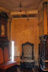 Château de Dourdan :appartement de Joseph Guyot