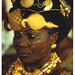 Adioukrou African Queen Mother Postcard