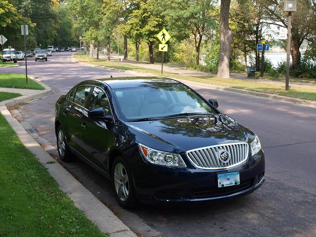 2010 Buick LaCrosse 8