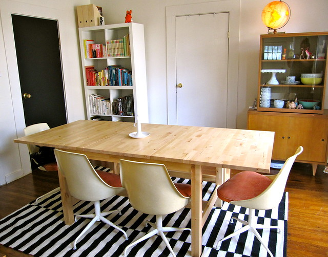 ikea norden dining tables a gallery on flickr. Black Bedroom Furniture Sets. Home Design Ideas