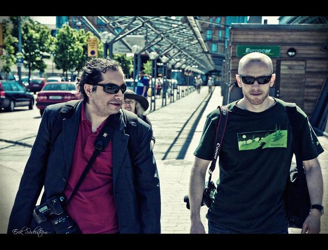 Walkabout with Gothenburg Flickrites #photog