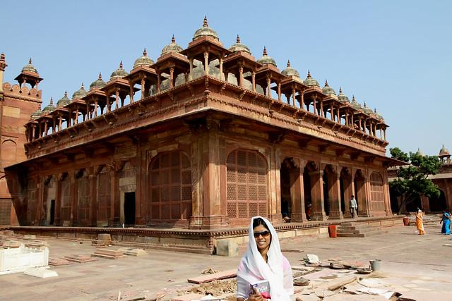 agra fatehpur sikri islam khan