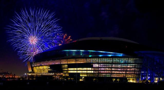 Fireworks - #8521