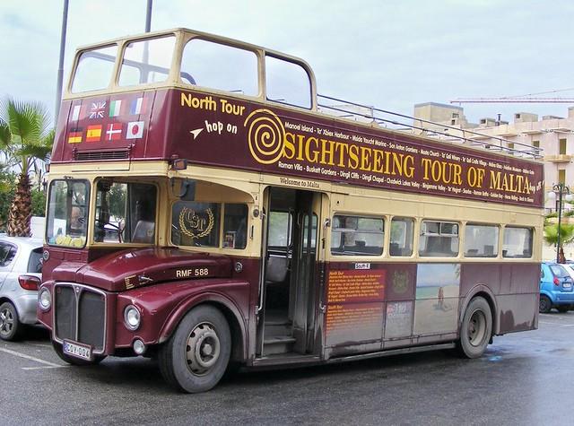 Routemaster - Malta
