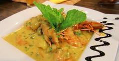 São Brás de Alportel - Portugal - Prawn Curry