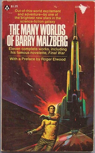 many worlds of barry malzberg