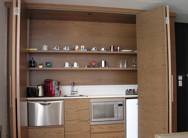 Hidden kitchen flickr photo sharing - Cocinas ocultas ...
