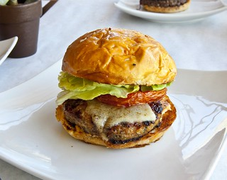 Umami Burger in LA, CA