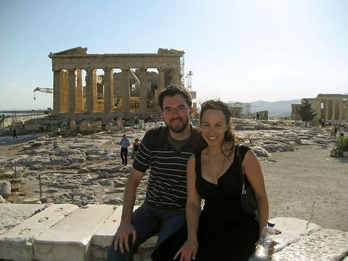 Acropolis- Parthenon 2009