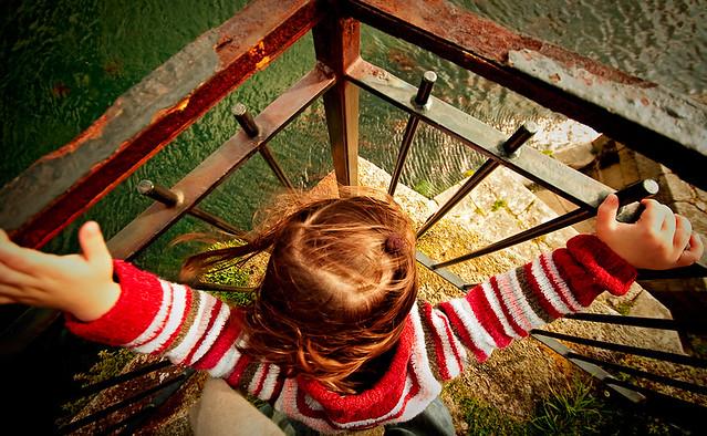 Quiero volar - I want to fly - (Castillo de San Felipe - Ferrol)