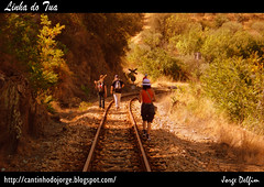 Linha do Tua - Caminhada