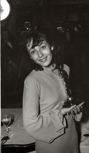 Luise Rainer, 1937 Oscars