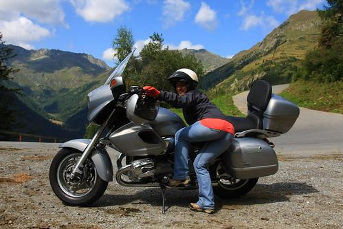 BMW R 1200 CL Sölkpass motorcycle trip Styria Austria (c) 2009 Bernhard Egger :: ru-moto images 5877