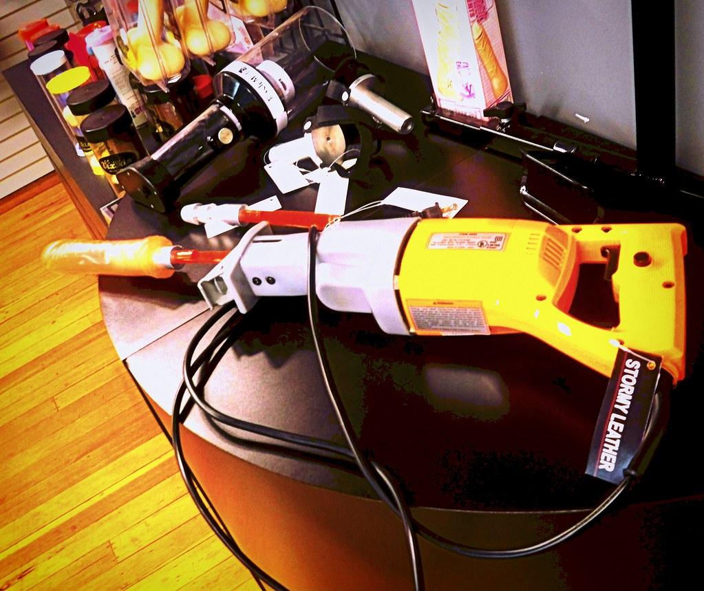 Jack hammer vibrator