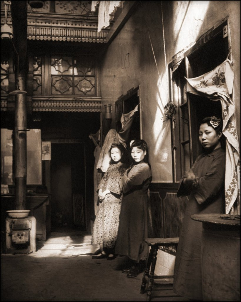 Chinese Prostitutes In 1900 S Essay