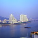 View of Zhuhai from Macau