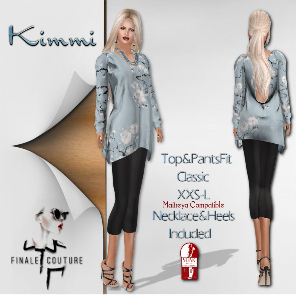 Finale Couture Kimmi Poster - SecondLifeHub.com
