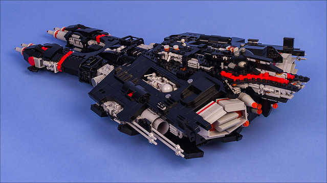 Black Spaceship