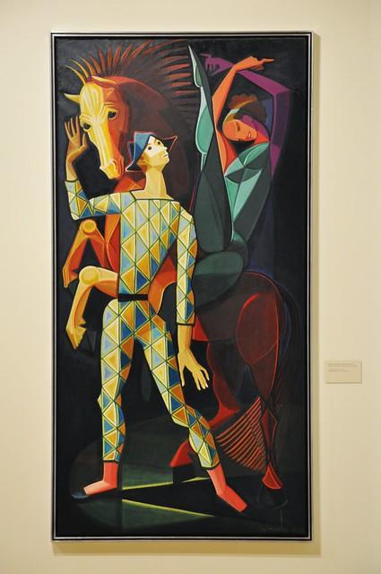 Museu Calouste Gulbenkian - José de Almada Negreiros: uma maneira de ser moderno (a way of being modern)