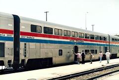 Amtrak Train #4, The Southwest Chief